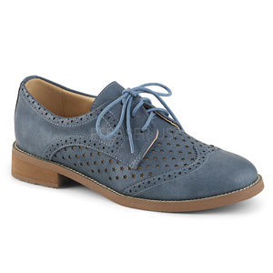Shoes - Wingtip Oxford Lace Up Shoes Pin Up Dapper Day